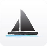 Sailing_boat royalty free stock images