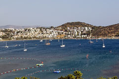 Sailing boat in Bodrum Royalty Free Stock Photography