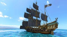 Sailing boat. Image of a sailing boat royalty free stock photos