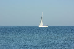 Sailing boat. Stock Photography