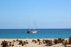 Sailing boat Stock Photography