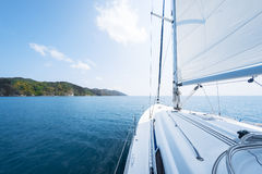 Sailing boat Royalty Free Stock Image
