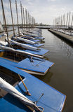 Sailing boats 10 Stock Photography