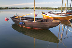 Sailing boats Stock Photos