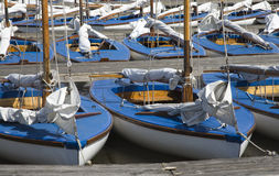 Sailing boats 4 Royalty Free Stock Photo