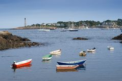Sailing Boats & Dinghies Royalty Free Stock Image