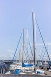Sailing Boats Royalty Free Stock Photos