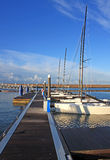 Sailing boats Royalty Free Stock Images