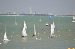 Sailing Boats Royalty Free Stock Image