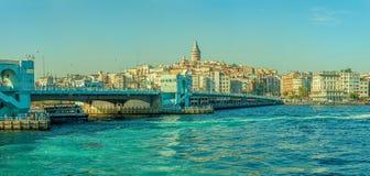 Sailing Bosphorus Stock Photos