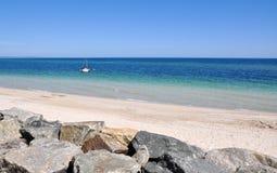 Sailing: Busselton, Western Australia Royalty Free Stock Image