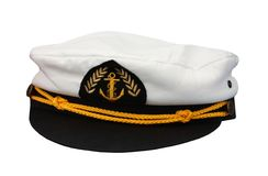 Sailing Cap. Stock Photography