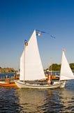 sailing chesapeake залива Стоковая Фотография