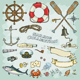 Sailing Collection Stock Images