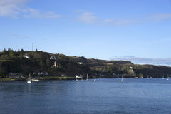 Sailing community Royalty Free Stock Image