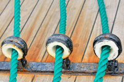 Sailing Device Royalty Free Stock Photo