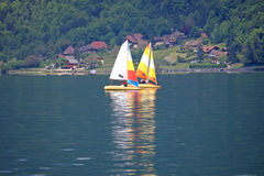 Sailing Dinghies Stock Images