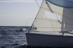 Sailing 420-21 Royalty Free Stock Photography