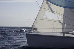 Sailing 420-21 Royalty Free Stock Photography
