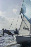 Sailing 420-23 Stock Photos