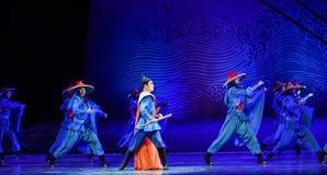 "Sailing dream-Dance drama ""The Dream of Maritime Silk Road"" Royalty Free Stock Images"