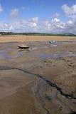 Sailing and fishing boats Royalty Free Stock Image