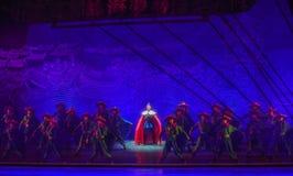 "Sailing Heroes-Dance drama ""The Dream of Maritime Silk Road"" Royalty Free Stock Photo"