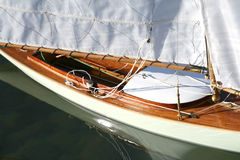 sailing iv модельный Стоковые Фотографии RF
