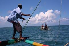 Sailing. Kenya. Stock Photos