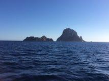 Ibiza, Es Vedrá, Islas royalty free stock image