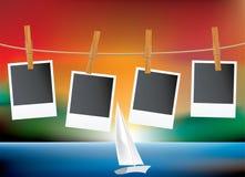 Sailing photos Royalty Free Stock Photography
