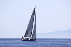Sailing race Stock Photography