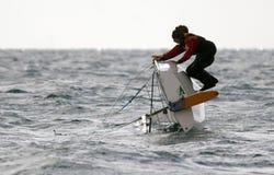 Sailing race 026 Stock Photo
