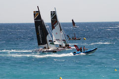 Sailing race Royalty Free Stock Photo