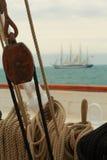 Sailing race Royalty Free Stock Photo