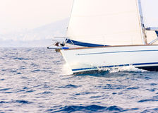 Sailing Regatta Stock Photo