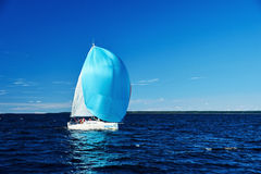 Sailing regatta in Russia Stock Photography
