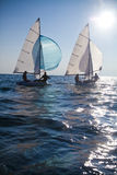 Sailing Regatta Stock Images