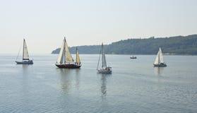 Sailing regatta, Varna Royalty Free Stock Photography