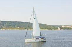Sailing regatta, Varna Stock Photos