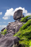 The Sailing Rock, Similan National Park Royalty Free Stock Photo
