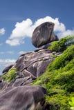 The Sailing Rock, Similan National Park Royalty Free Stock Photo