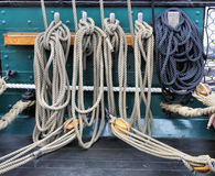 Sailing rope Royalty Free Stock Photos