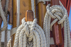 Sailing Rope 5 Royalty Free Stock Photography