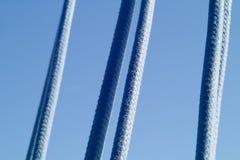 Sailing ropes Stock Photography
