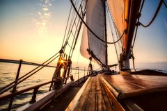 Sailing, Sailboat, Boat, Travel Royalty Free Stock Photo