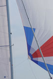 Sailing in Salem Sound Royalty Free Stock Photos