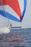 Sailing in Salem Sound Royalty Free Stock Image