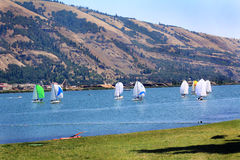Sailing School Royalty Free Stock Images