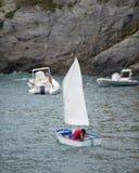 Sailing school Stock Images